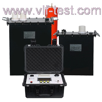 Low Voltage Hipot Tester : Very low frequency high voltage tester